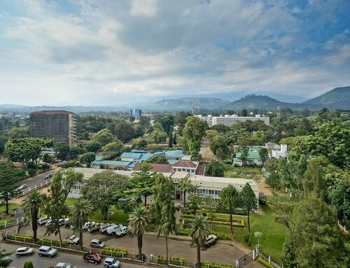 Our Arusha office in Tanzania