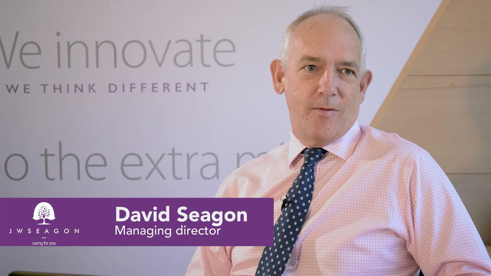 David Seagon - Video