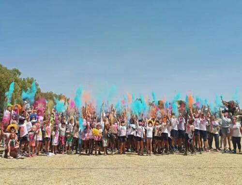 The Pembroke School Colour Run!