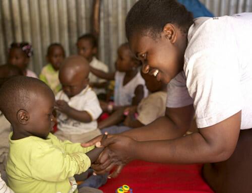 Tushinde – supporting a Kenyan based charity